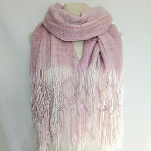 XL FINE Wool Wrap Scarf #hundredsofscarves